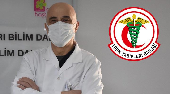 Türk Tabipleri Birliği: Dr. Zafer Kurugöl'ü kınıyoruz