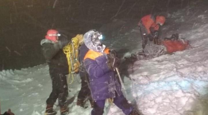 Elbruz Dağı'na tırmanan 5 Rus yaşamını yitirdi