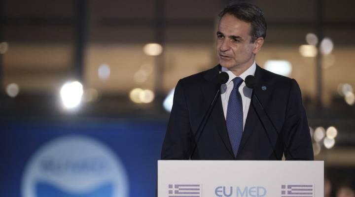 Miçotakis: Türkiye ile iş birliği arayışına devam etmek için hiçbir çabadan kaçınmayacağım