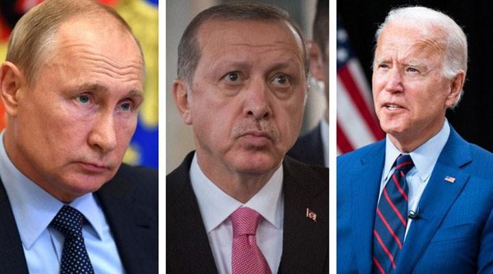 AKP, Putin, Biden: Ayı ile yatağa girilmez
