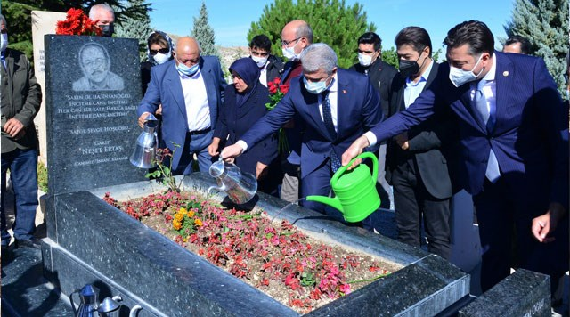 Neşet Ertaş 9'uncu ölüm yıl dönümünde anıldı