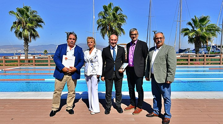 İspanyol gazeteciler İzmir'deydi: Turizm potansiyeli muazzam