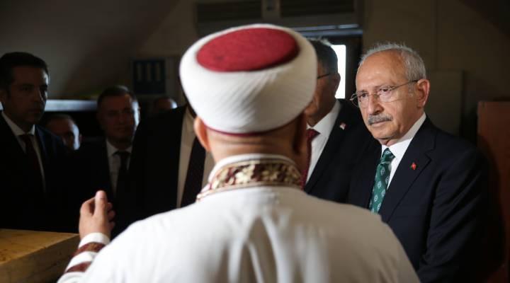 Kılıçdaroğlu: CHP'nin hiç kabahati yok mu? Vardır efendim, yanlışımız da var