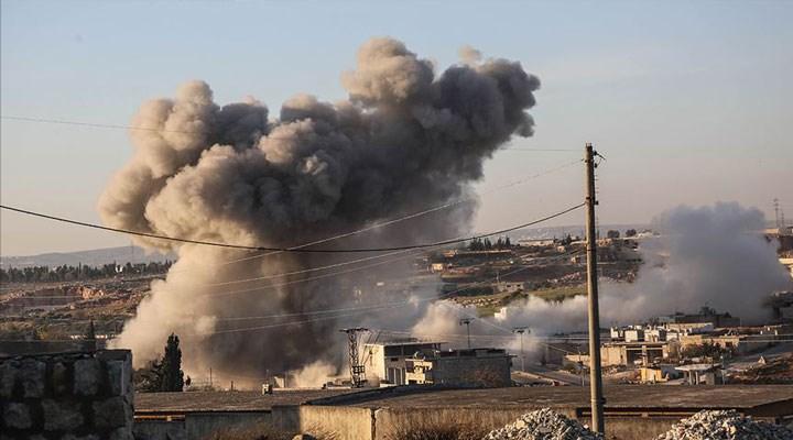 Rusya, Erdoğan-Putin görüşmesi öncesinde Suriye'deki operasyonlarını artırıyor