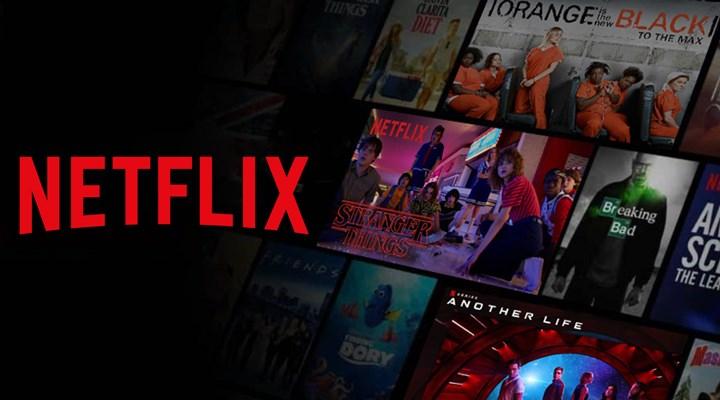 Netflix'in en popüler 10 dizi ve filmi açıklandı