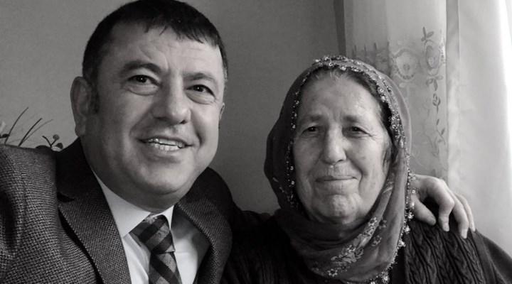 Veli Ağbaba'nın annesi yaşamını yitirdi