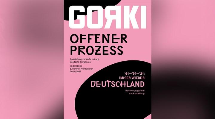 'Yine baştan Almanya' sergisi kapılarını açıyor