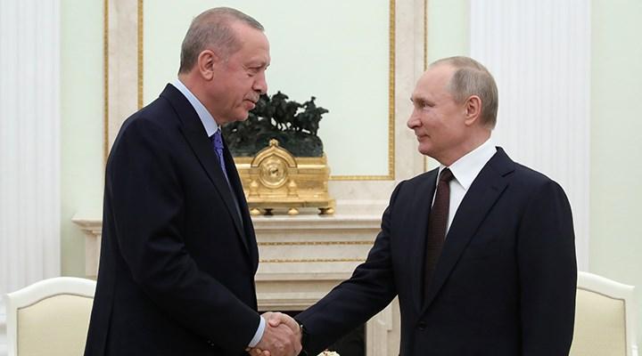 Saray umudu Putin'e bağladı