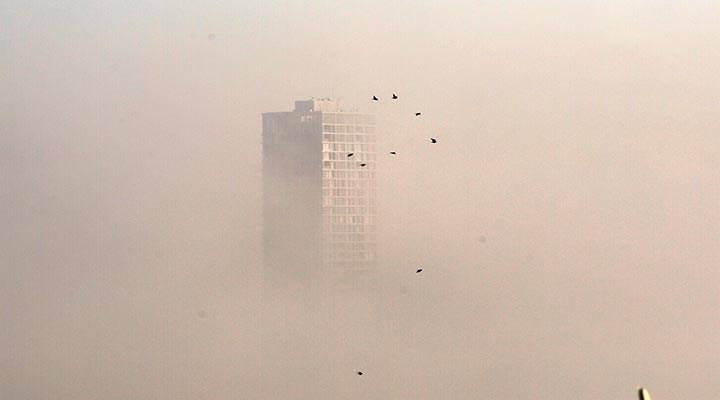 45 ilde hava kirliliği 'sınır değerleri' aştı