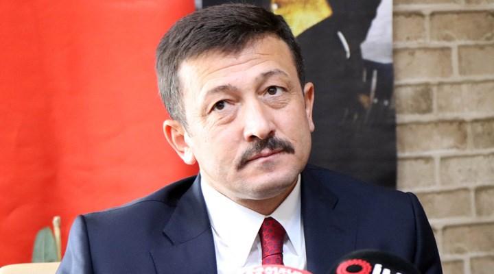 AKP Genel Başkan Yardımcısı Dağ: İnternet gazeteciliği için çalışma yürütüyoruz