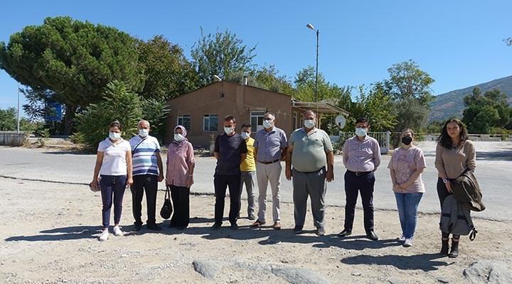 İzmir Büyükşehir Belediyesinin Tire'deki mezbaha projesi mahkemelik oldu