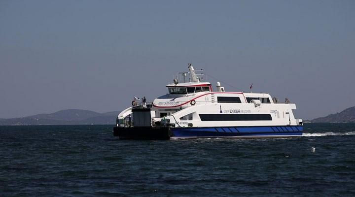 İzmir'de feribot ücretlerine zam yapıldı