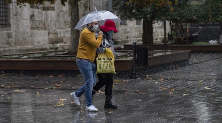 Meteoroloji'den 3 günlük sağanak uyarısı