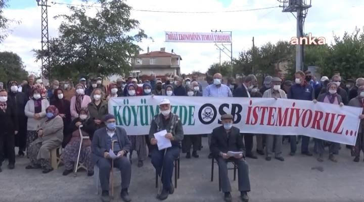 Edirne'de köylüler kazandı; mahkeme OSB için yürütmeyi durdurma kararı verdi