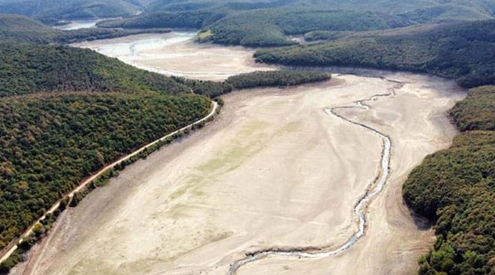 İstanbul'un suyunu karşılayan Trakya'daki barajlar kurudu