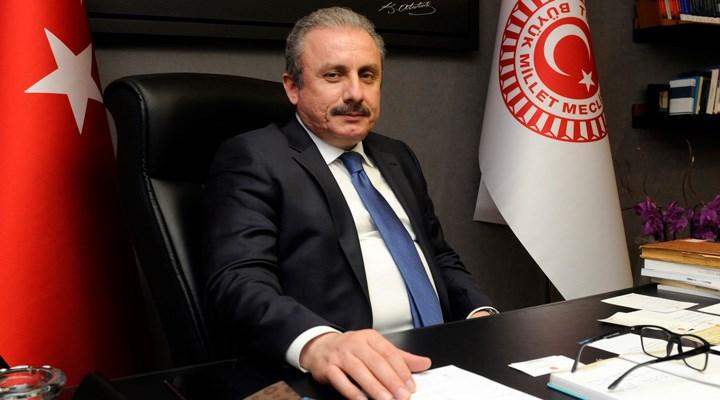 TBMM Başkanı Şentop: Suriye'de göçe sebebiyet veren gelişmelerde Türkiye'nin sorumluluğu yok