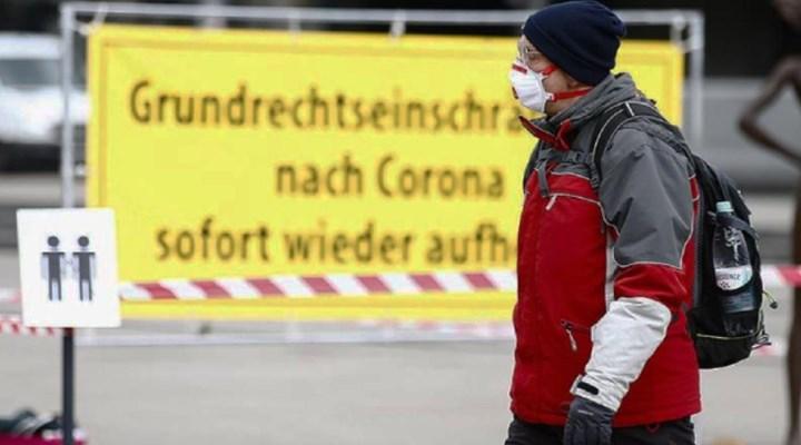 Almanya'da eş zamanlı koronavirüs ve grip salgını uyarısı