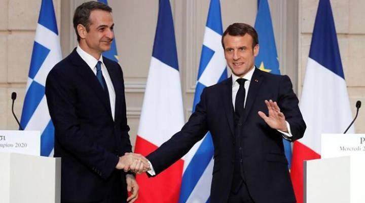 Atina, Fransa ile imzalanan anlaşmayı onayladı