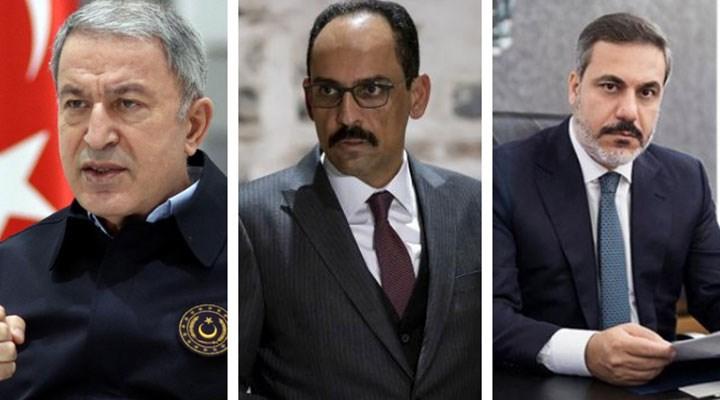 Akar, Kalın, Fidan ya da yeni AKP
