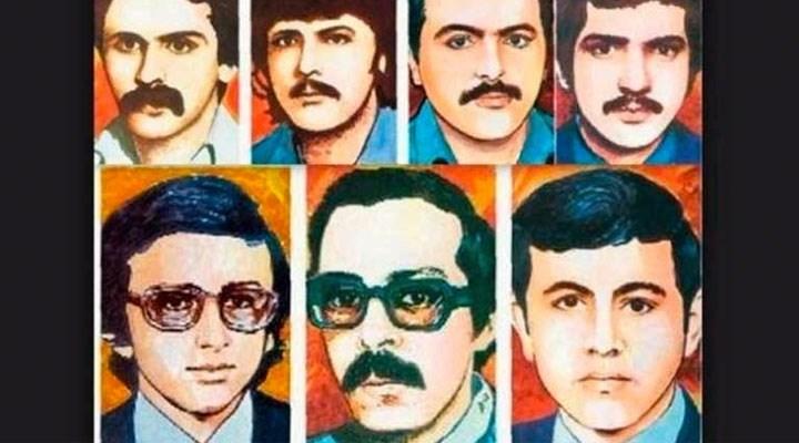 Bahçelievler'de katledilen yedi genç anılıyor