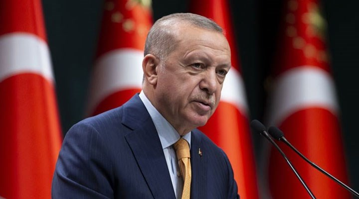 Erdoğan, Kanal İstanbul'a ilişkin 'doğrulanamayan' iddiasını sürdürüyor