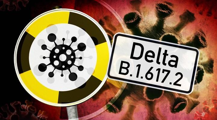 Araştırma: Delta varyantıyla enfekte olan çocukların hastalığı daha ağır seyretmiyor