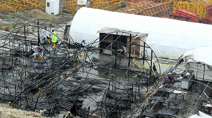 11 işçinin yanarak ölümüne ilişkin davada karar çıktı: Canlarımız gitti içimiz soğumuyor
