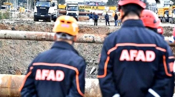 İklim krizi fonu AFAD'a gitmiş