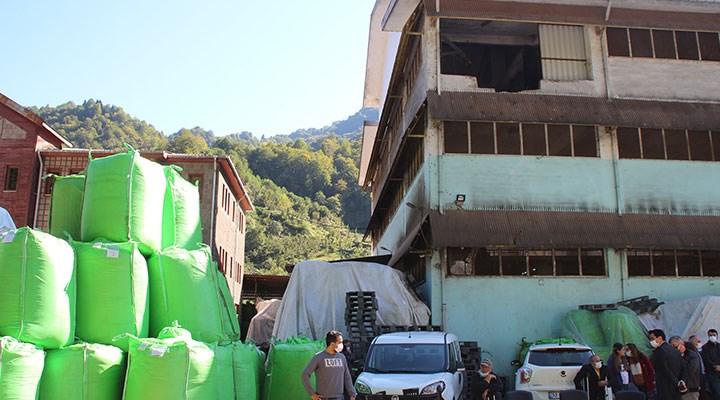 ÇAYKUR'da patlama ölümle sonuçlandı