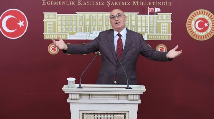 """CHP'li Tanal'dan Şırnak raporu: Kentte """"parti devleti"""" görüntüsü var"""