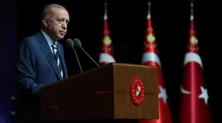 Erdoğan: 3600'ü hayata geçireceğiz