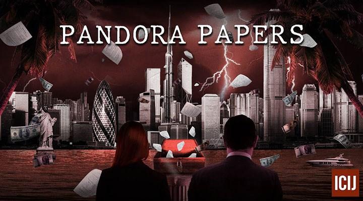 10 maddede Pandora Belgeleri
