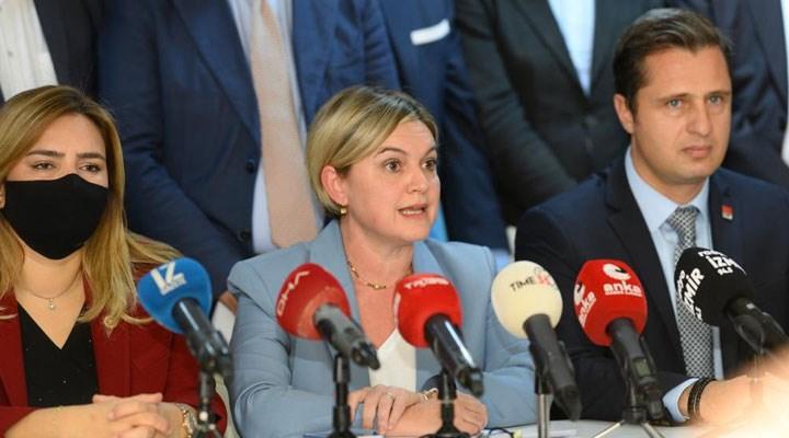 CHP Genel Sekreteri Selin Sayek Böke: Ortada ağır bir tablo var