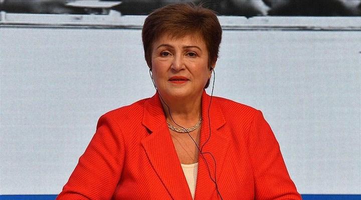IMF'den adı usulsüzlük iddialarına karışan Georgieva'ya destek