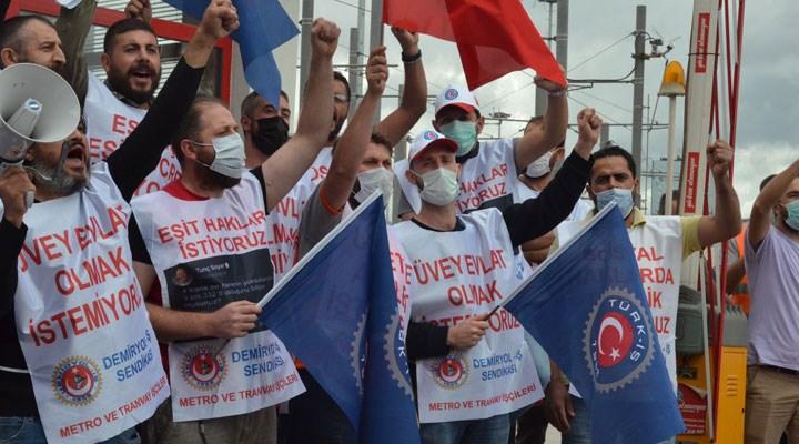 İzmir'de 22 Ekim'de trenler duracak