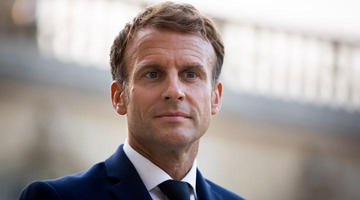 Macron: Her alanda lider olacağımızı söylemiyorum