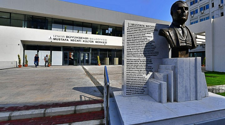 Mustafa Necati Kültür Merkezi 15 Ekim'de açılıyor