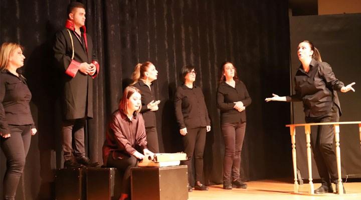 Turgutlu Belediyesi tiyatro ekibi seyirciler ile tekrar buluşuyor
