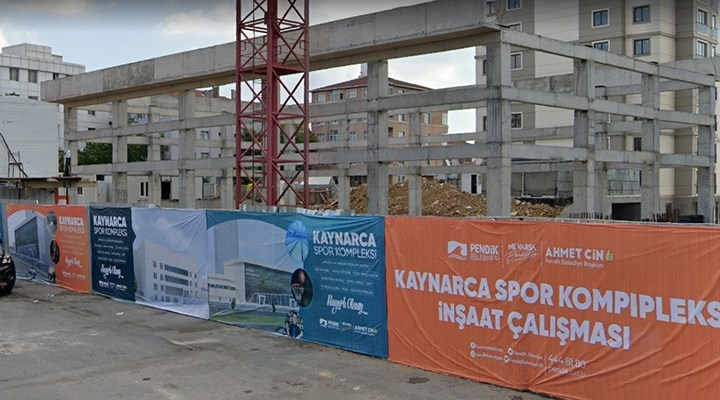 AKP'li belediyenin bitmeyen inşaatı yılan hikayesine döndü