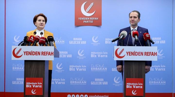 Akşener'den 'siyasi cinayetler' açıklaması: Kılıçdaroğlu'nun duyumları ciddidir ki paylaşmıştır