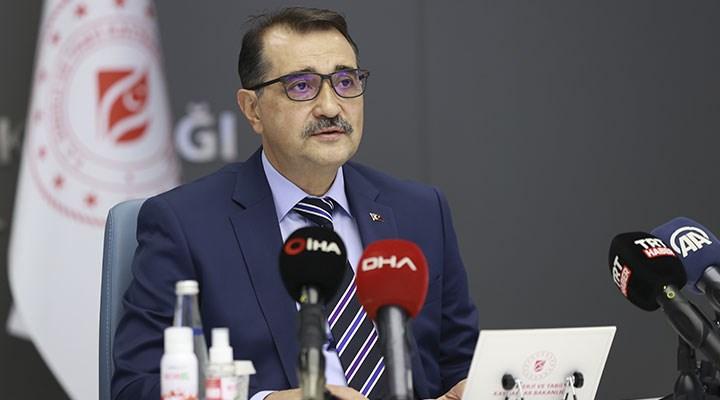 Bakan Dönmez'den 'doğalgaz zammı' açıklaması: İhtiyaç yüzde 20 artacak