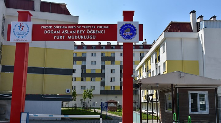 Eskişehir'de eylül ücretini ödeyemeyen 100'e yakın öğrenci KYK yurtlarından atıldı
