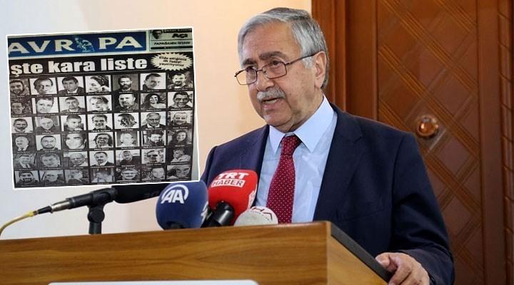 Kıbrıslı muhaliflere giriş yasağı