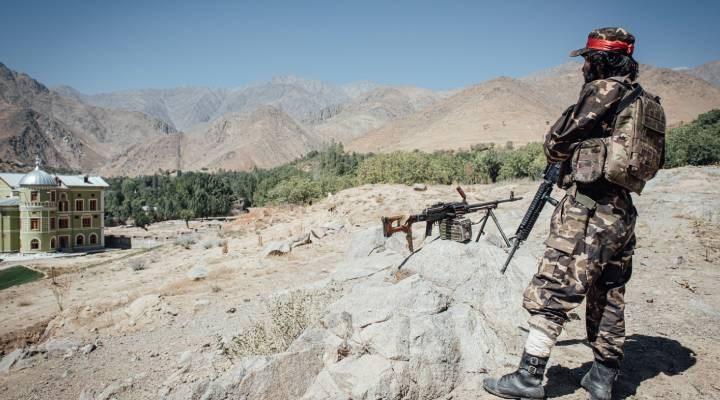 Afganistan'da eski senato üyesi Han öldürüldü