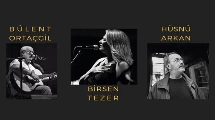 Ankara dev konsere hazırlanıyor: Ortaçgil, Tezer ve Arkan aynı sahnede