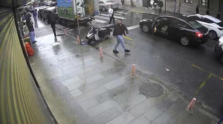 Çağlayan'da araçtan inip işyerine kurşun yağdıran adam serbest bırakıldı