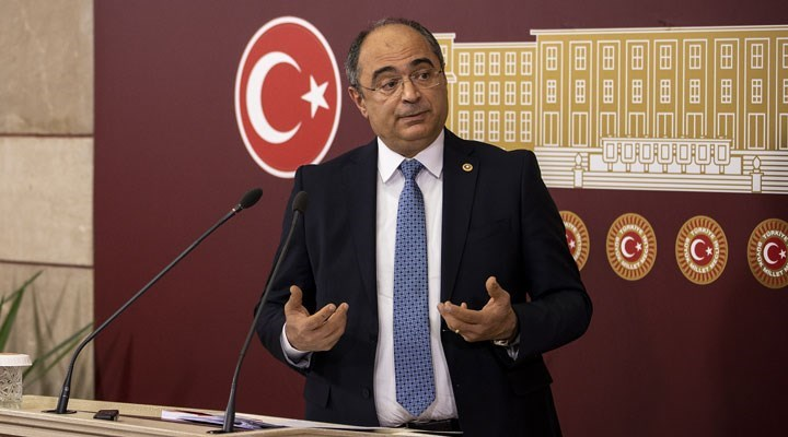 CHP'li Aydoğan atık kağıt işçilerini Meclis gündemine taşıdı