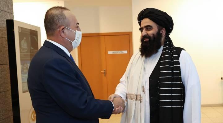 Dışişleri'nde Taliban ile görüşme | Çavuşoğlu: Tavsiyelerimizi paylaştık