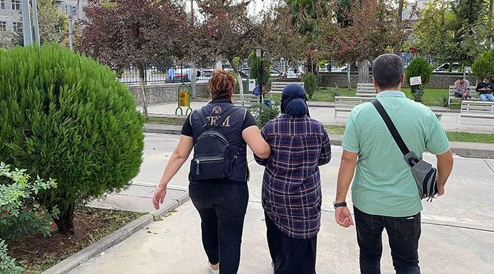 Kırmızı bültenle aranan IŞİD'li Adıyaman'da tutuklandı