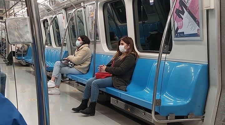 M2 metro hattında internet çekmeye başladı